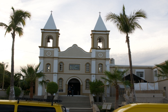 Church of San Jose del Cabo